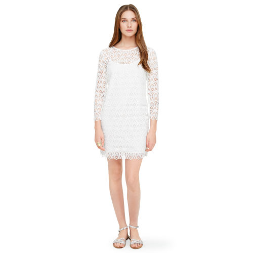 Lace_Club Monaco Edan Lace Dress