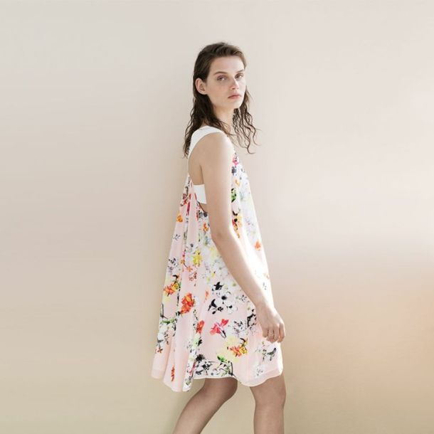 Club Monaco Rosan Dress_Summer 2014